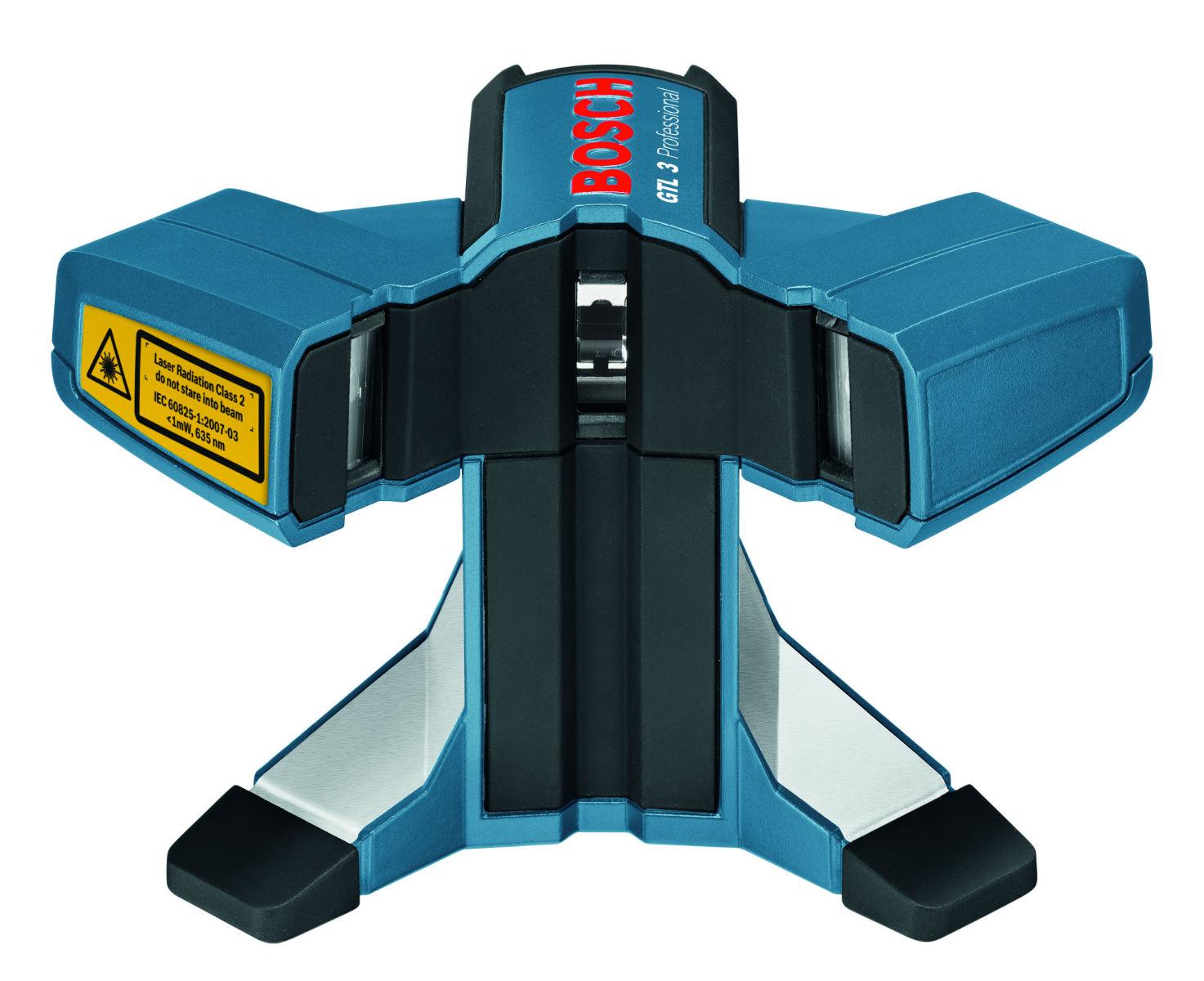 Podlahový laser Bosch GTL 3 Professional, Laserové brýle bez brýlí
