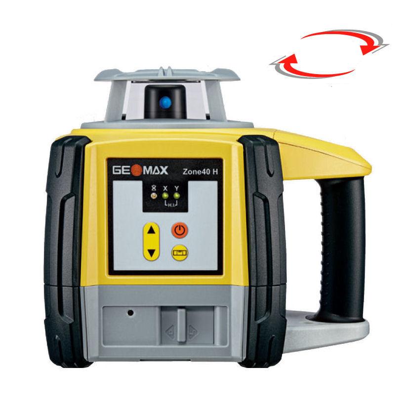 Stavební laser pro interiér i exteriér, Přijímač ZRD105 Digital, Lať bez laserové latě, Stativ bez stativu