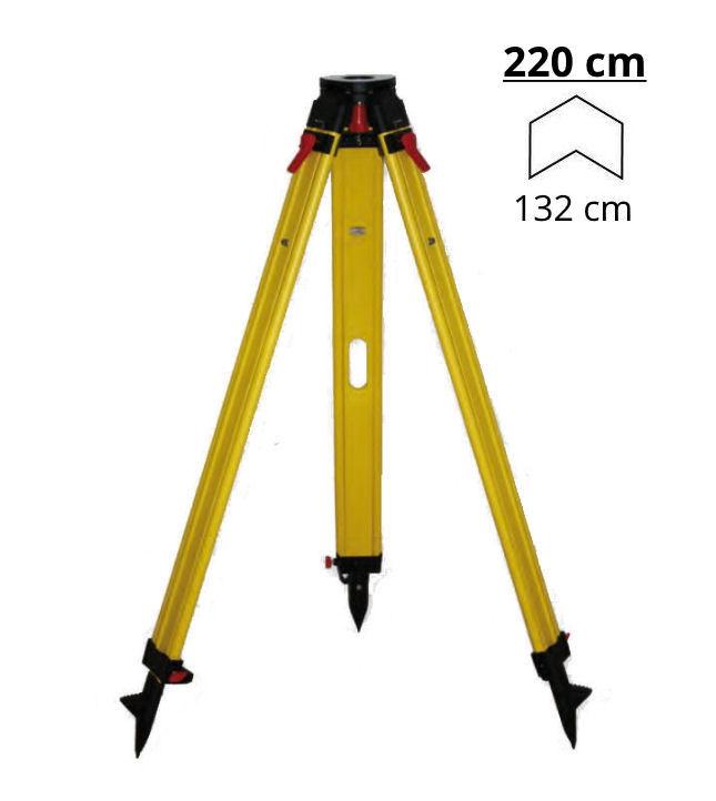 Stativ pro přesné měřící přístroje