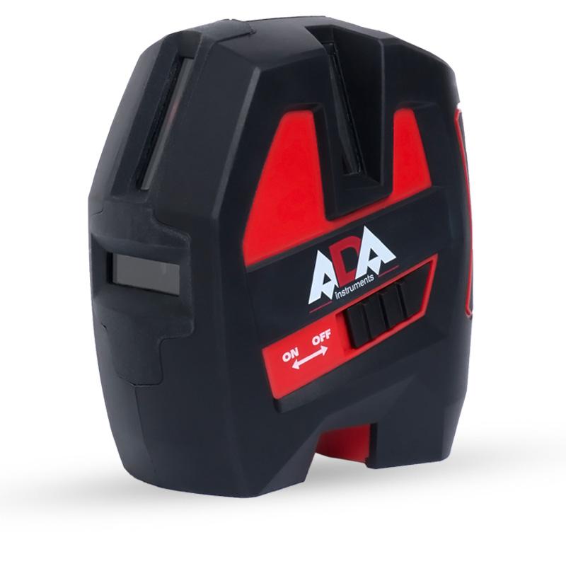 Křížový laser ADA ARMO 3D, Laserové brýle brýle 1ks, Typ sady Standardní sada