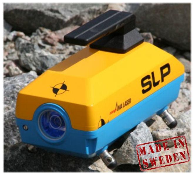 Potrubní laser AMA SLP, Nožky pro potrubní laser kompletní sada (8 ks), Laserové brýle bez brýlí