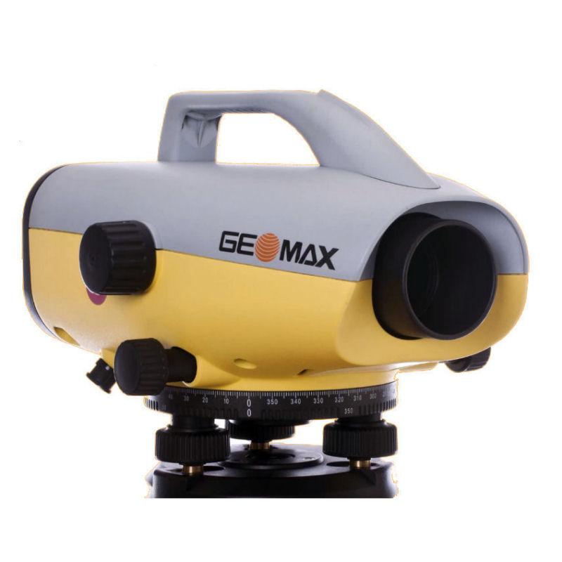 Digitální nivelační přístroj Geomax ZDL700, Nivelační podložka bez podložky, Dodávka Standardní sada