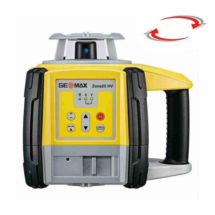 Stavební laser pro interiér i exteriér, Přijímač ZRP105 Pro, Lať bez laserové latě, Stativ bez stativu