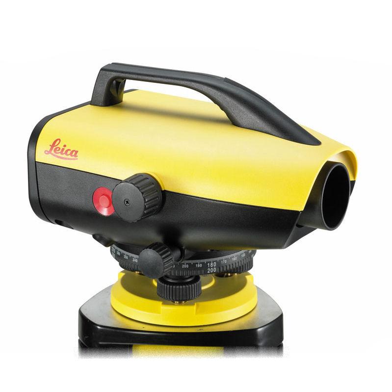 Digitální nivelační přístroj Leica Sprinter 150, Nivelační podložka podložka 1 ks, Dodávka Standardní sada