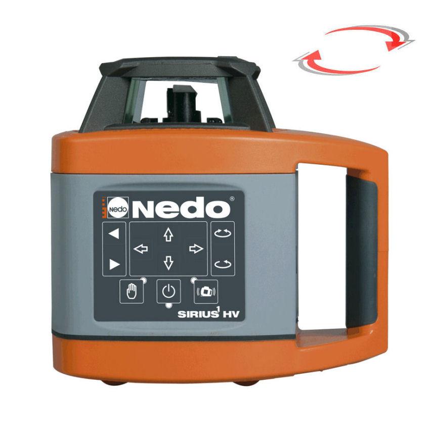 Univerzální laser pro interiér i exteriér, Přijímač Acceptor 2, Lať laserová lať s posuvným jezdcem TLL-1, Stativ bez stativu